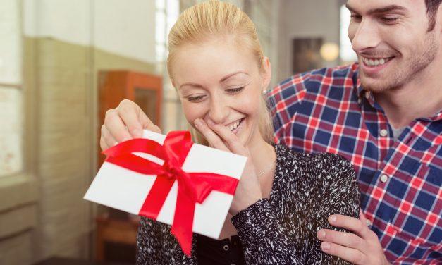 Il est difficile de trouver un cadeau original sans se prendre la tête