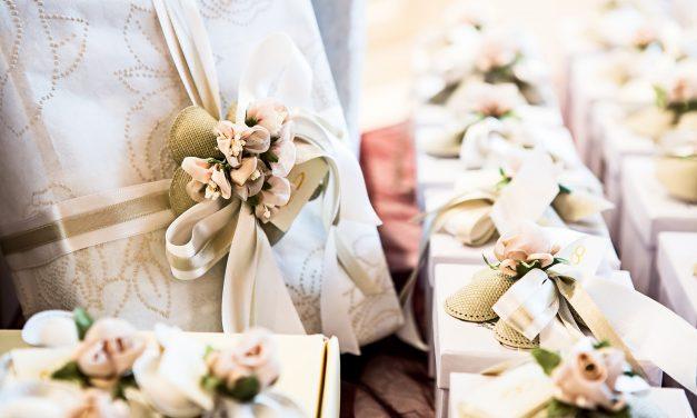 Prévoir les cadeaux aux invités pour votre mariage