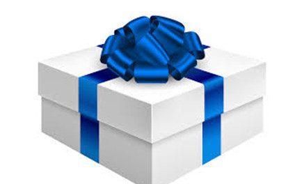 De nombreuses idées cadeaux, pour le plaisir d'offrir ou tout simplement de s'offrir