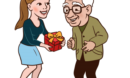 Cadeau pour les grands pères