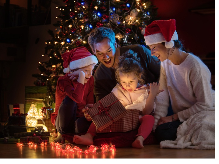 Idee de cadeau noel famille