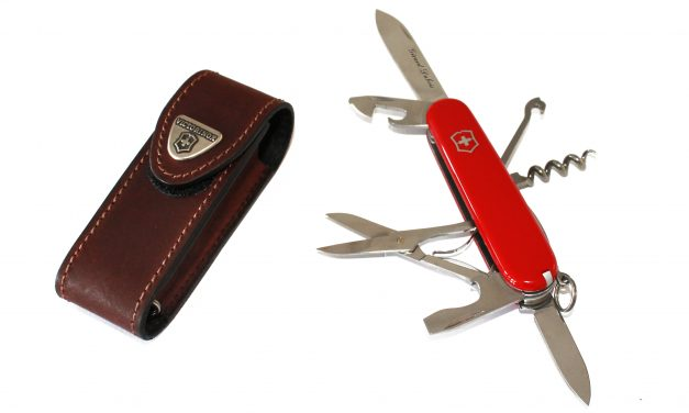 Couteau Suisse personnalisé, une idée cadeau originale… mais attention aux superstitions !