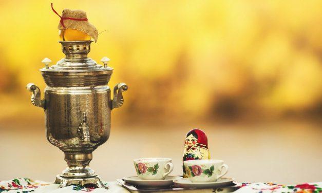 Les Samovars russes pour l'heure du thé